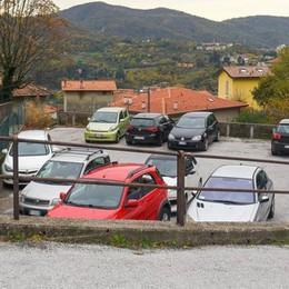 Olzino, risolto il problema delle auto  Dopo trent'anni arriva il parcheggio