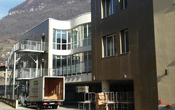 Gravedona, si inaugura  la nuova scuola media