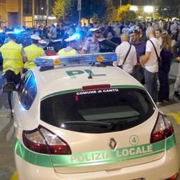 Arosio: «Rubano e sono subito fuori  In Italia non c'è certezza della pena»