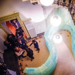 Cernobbio, Villa Bernasconi  Boom di visite per il gioiello liberty