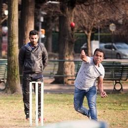 Cricket, che passione  «Giochiamo ai giardini  e sogniamo un torneo»