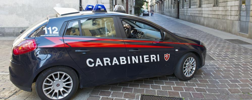 Como: rubò in un appartamento  Arrestato dai carabinieri