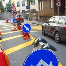Viale Masia, rallentare non basterà  Il Comune: pronto anche un semaforo