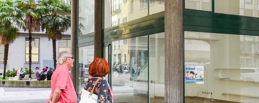 Como: arriva l'infopoint  «Piazza Gobetti cambierà volto»