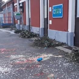 Cantù, blitz dei vandali  nella sede dei boy scout  «Hanno anche cenato»