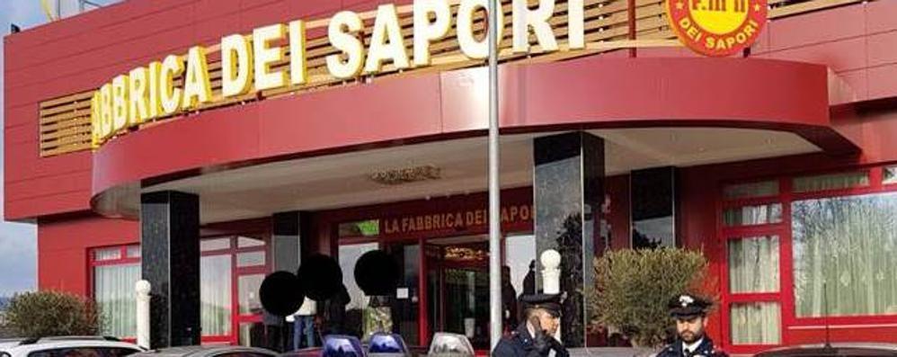 Cantù, maxi multa al ristorante  Stangata da 400mila euro