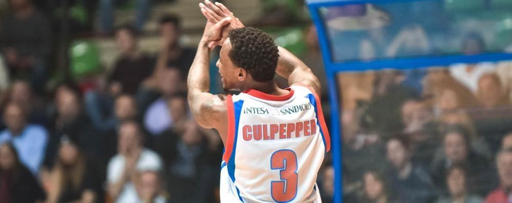 «Culpepper rientra il 4 marzo» A ufficializzarlo è il club biancoblù