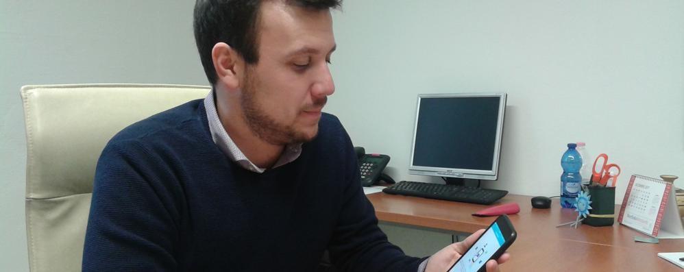 Dalla burocrazia alle segnalazioni  Ora Mariano è a portata di app