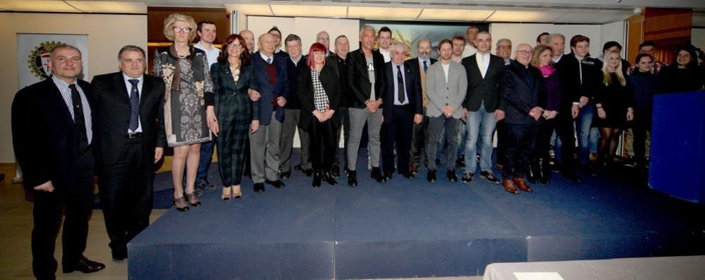 Automobile Club Como Gilardoni campione sociale