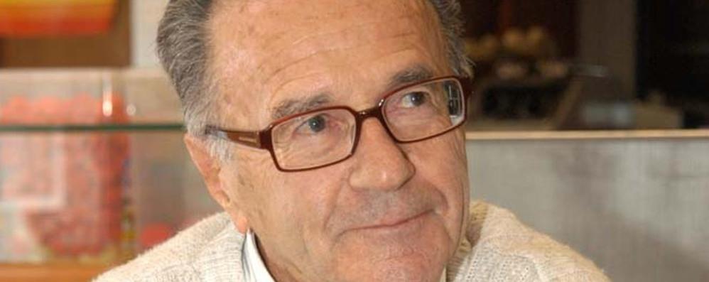 Cantù in lutto per Luciano Acquarone  Manager, politico e anima dell'Auser