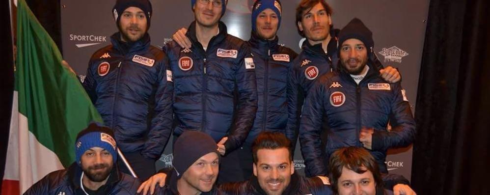 Jacopo, un olgiatese  ai giochi Paralimpici  In maglia azzurra