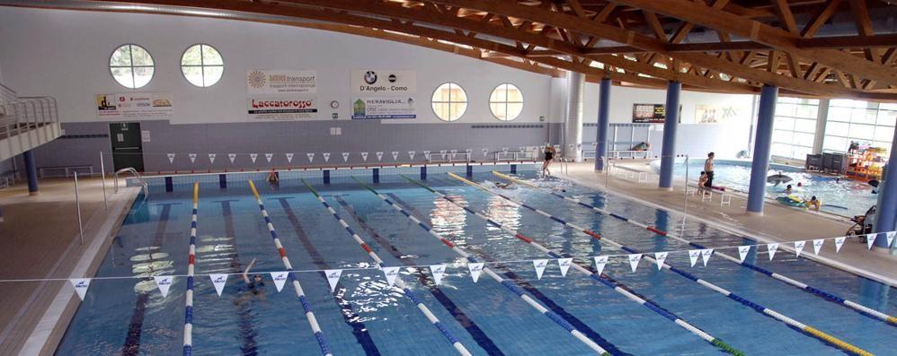 Villa Guardia, tempesta in piscina  Revocato l'incarico al gestore