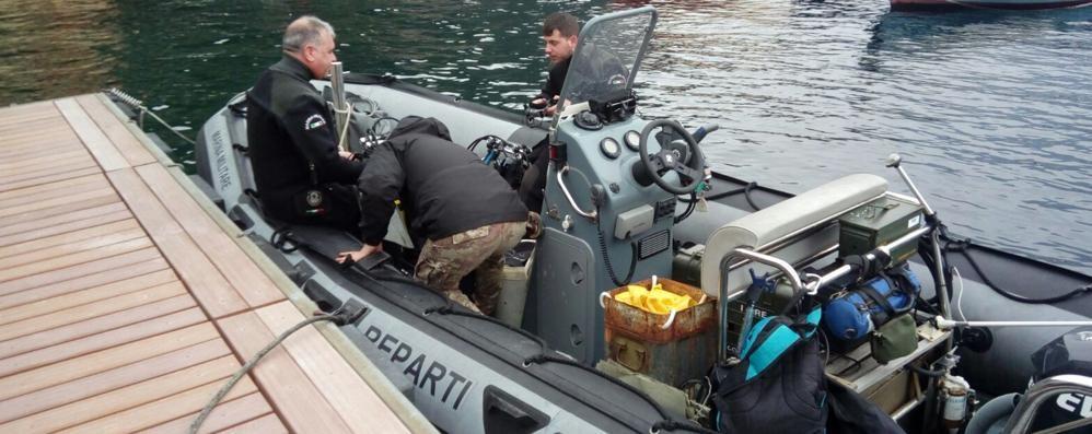 Cernobbio, bombe e ossa nel lago  «Non sono legati alla Gianna e al Neri»