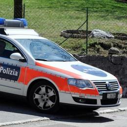 Lugano, denunciato italiano  Ha travolto madre e figlio  ed è scappato