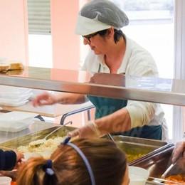 Mense scolastiche, pasti da fuori  Addio cucina anche in via Fiume