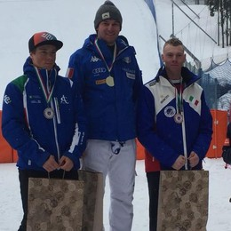 Molteni a segno in Supergigante  Al National jr a Santa Caterina
