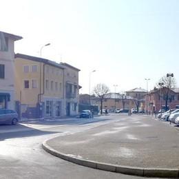 Erba, piazza del Mercato  Arriva il progetto dei commercianti