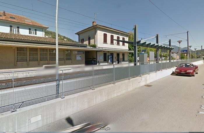 Grave incidente a Magliaso sulla Lugano-Ponte Tresa