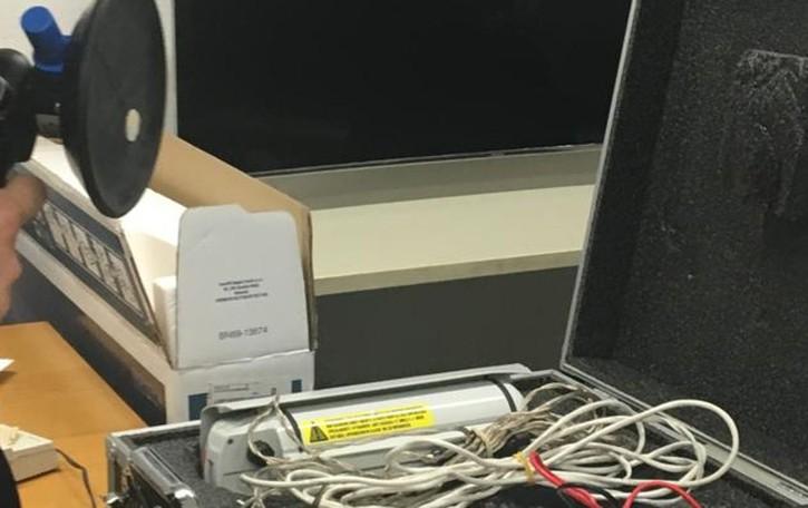 Nuovo autovelox laser e palmare  Cavallasca, chi corre rischia multe