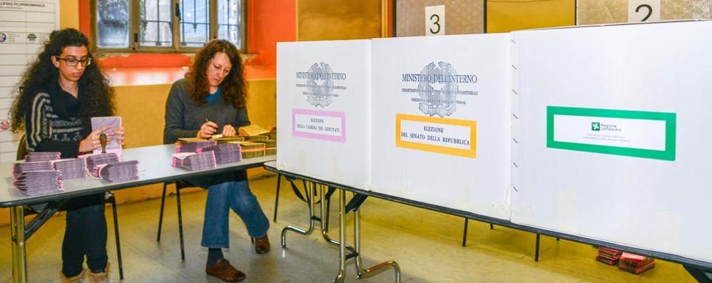 Regionali, cinque gli eletti   Fermi, Turba, Spelzini, Orsenigo e Erba