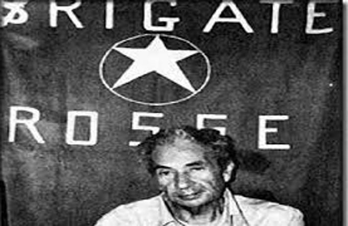 Aldo Moro nella prigione brigatista