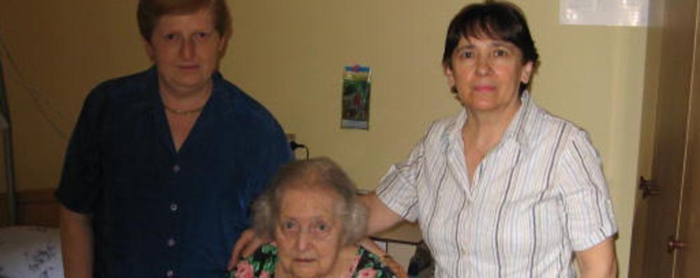 Addio maestra Clara  Istituzione della Valle Mulini
