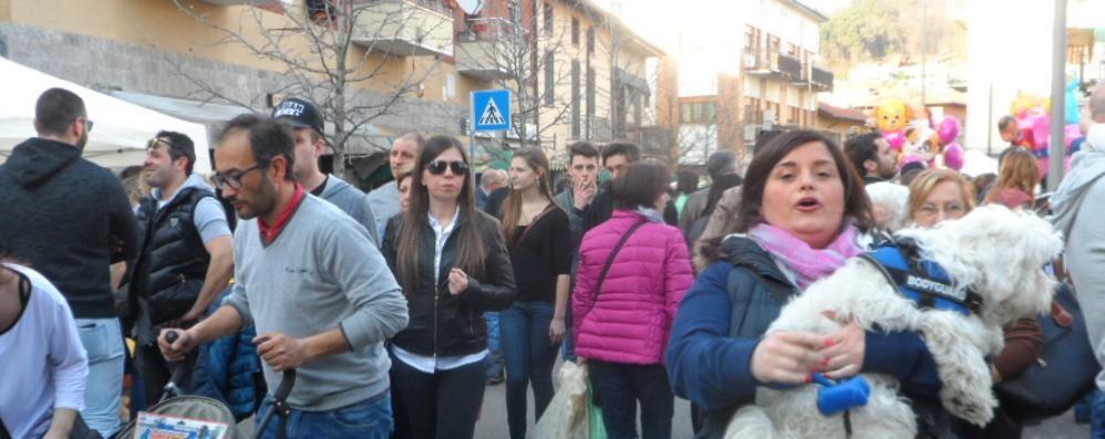 San Giuseppe sfida il maltempo  Meno 800 parcheggi a Uggiate