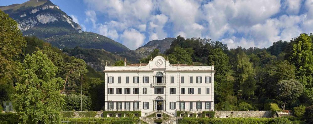 Villa Carlotta apre  e chiama i comaschi