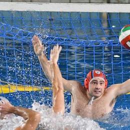 Serie A2 Como Nuoto  Garancini salva la vittoria