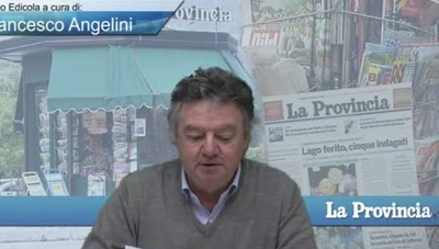 Video Edicola/Prima Pagina del 17 marzo 2018