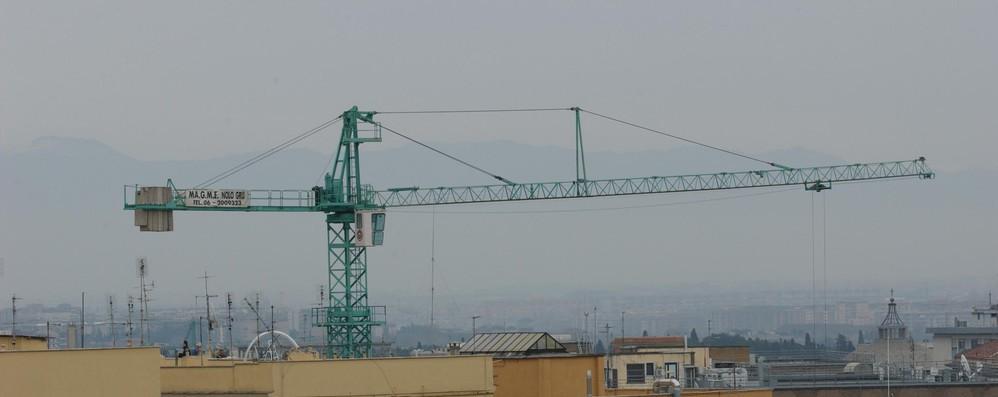 Eurozona: crolla produzione edilizia a gennaio, -2,2%