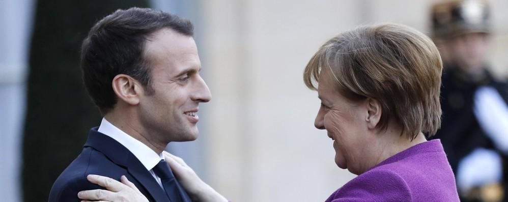 Macron-Merkel, voto Italia ha scosso Ue, ora al lavoro