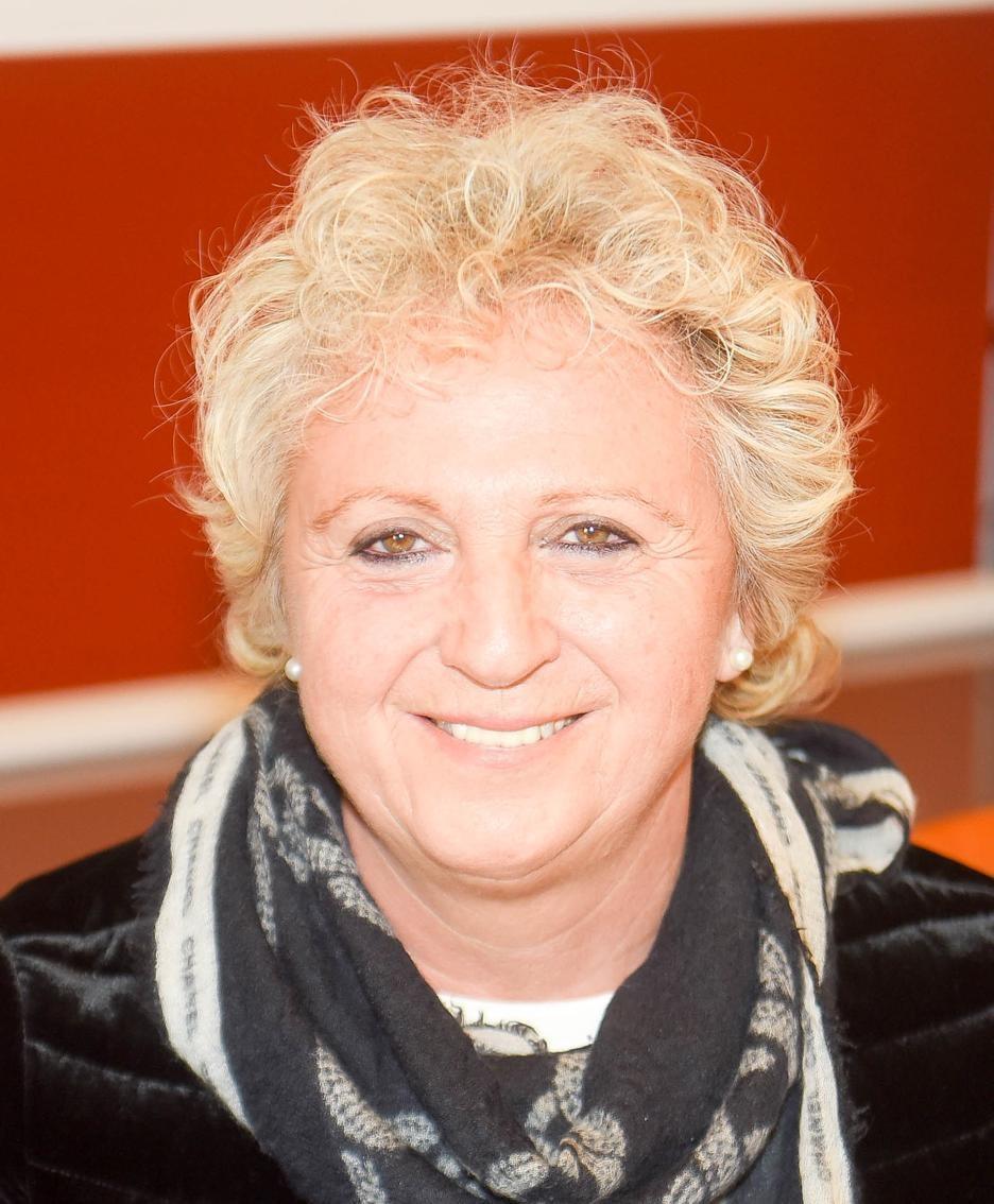 L'ex consigliera regionale Daniela Maroni
