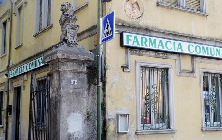 Nuova vita per la vecchia farmacia  Centro dei servizi sociali olgiatesi
