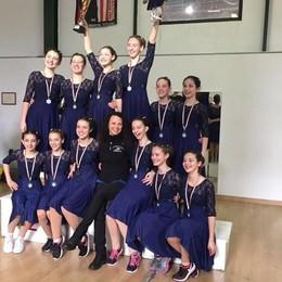 Sono Tricolori giovanili di bronzo per Olimpia e Testerini/Meunier