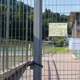 Il lido di Villa Olmo:  «condanna nascosta»  Revocata la gestione