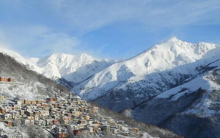 Nevica, ma Cavargna   rimane senz'acqua