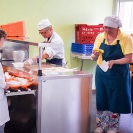 Mense scolastiche  Salva la cucina di via Montelungo