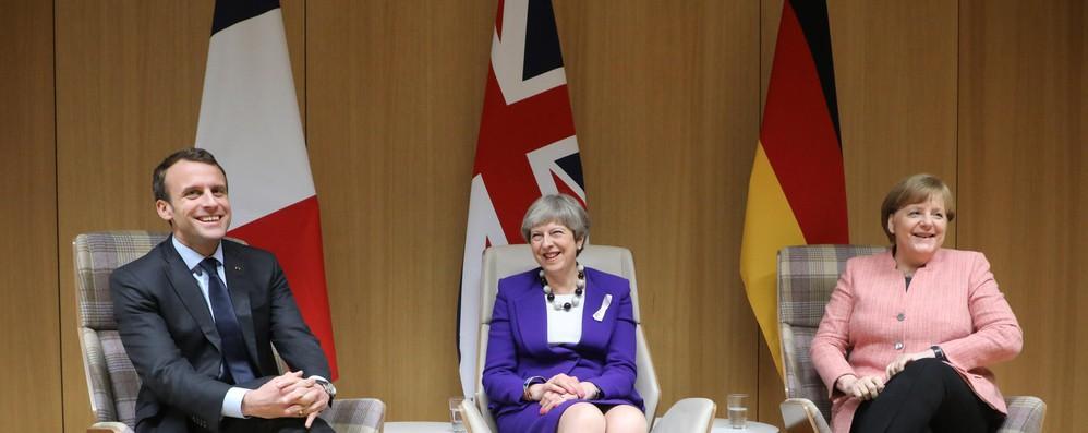 Vertice Ue, al via seconda giornata di lavori