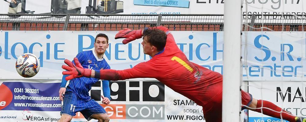 Andreucci avverte il Como  «Ora ogni partita decisiva»