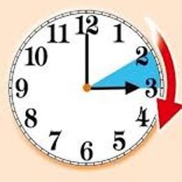 Torna l'ora legale  Orologi da spostare avanti