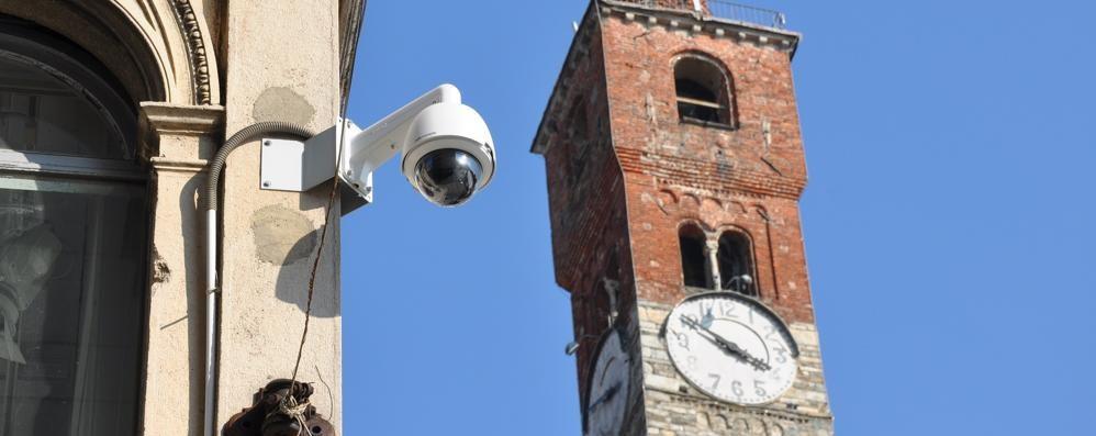 Capolinea dei bus e parchi a Cantù  Arrivano le telecamere antivandali