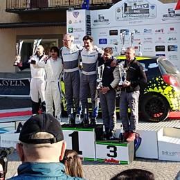 Rally del Pizzocchero, Perego cede nel finale al camuno Tosini
