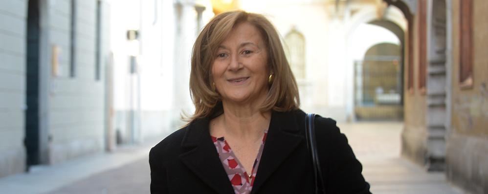 Torna Simona Saladini:   «Vi spiego perché voglio   fare ancora il sindaco»