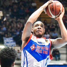 Chappell: «Cantù, in carriera i playoff li ho sempre giocati»