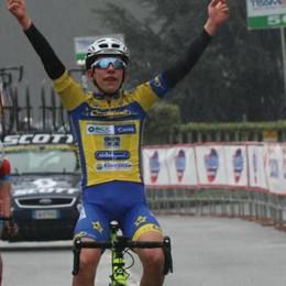 Ciclismo juniores   Cantù apre le danze