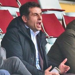 Ninni Corda scaramantico  «Quel gol è segno del destino»