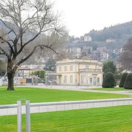 Villa Olmo, rinviata la riapertura  «Parco e giardini pronti a maggio»