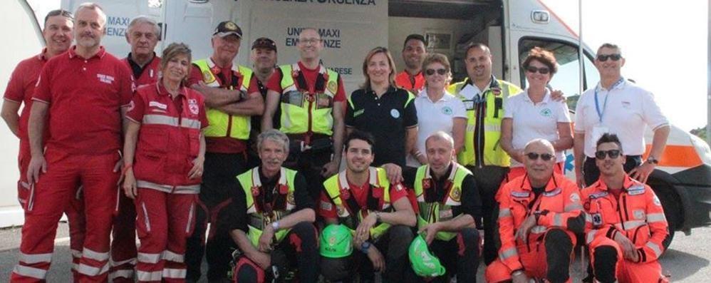Croce Verde: «Tante urgenze  «Servono volontari»