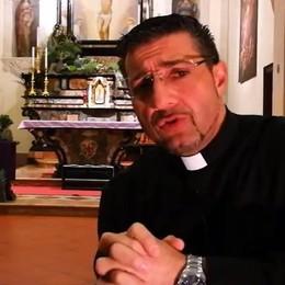 Parroco youtuber a Cavallasca  E le prediche vanno online